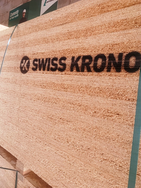 Płyta OSB 3 10mm 2500x1250 SWISS KRONO
