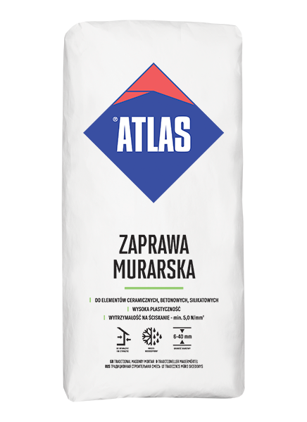 ZAPRAWA MURARSKA ATLAS 25 KG