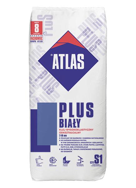 ATLAS PLUS BIAŁY